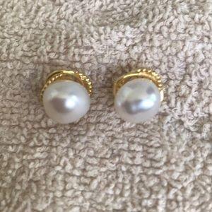 South Sea 10mm Pearl Stud Earrings
